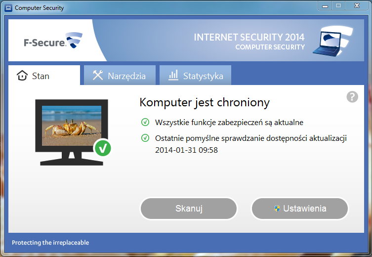 F-Secure Internet Security 2014